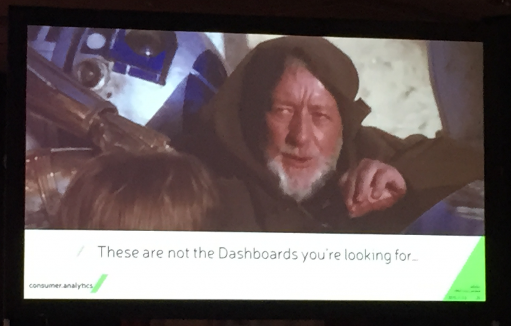 Dashboards?