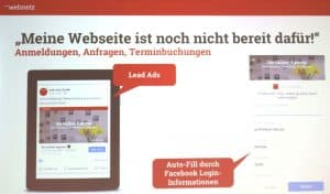 Vortrag: 10-Facebook Mythen - Website Readyness