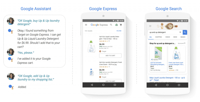 Neues Feature: Google Shopping Actions
