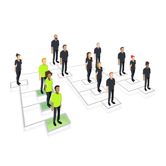 Inhouse Aufbau Online Marketing Abbildung